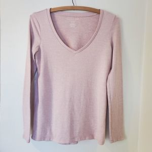 AE Soft & Sexy Plush v neck